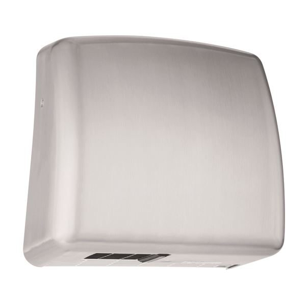 0302019 - Warm Air Hand Dryer - Stainless Steel