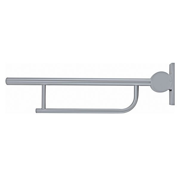 S6360MY - Hinged Support Rail - Satin