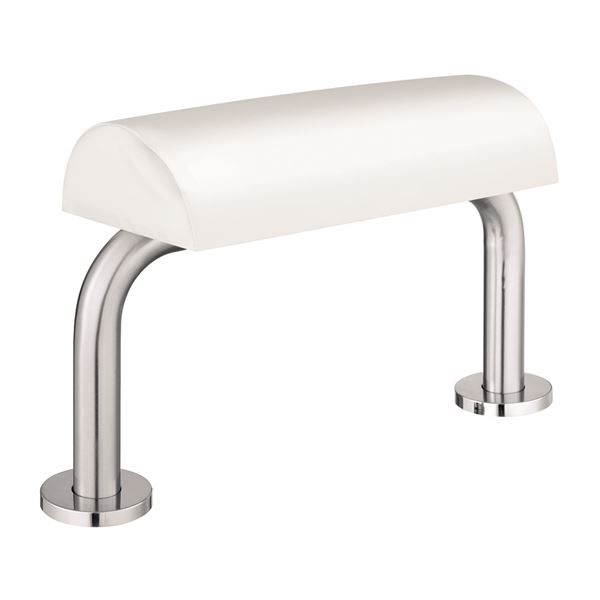 S6466MY - Back Support (Rail Only) - Satin