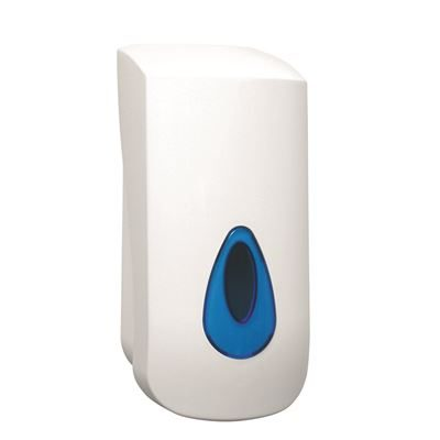0302540 - ABS Liquid Soap Dispenser - White