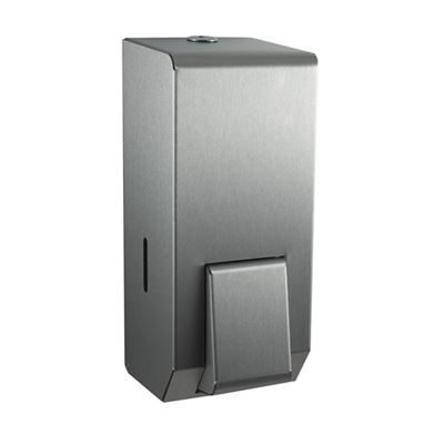 0302525 - Metal Soap Dispenser - Stainless Steel